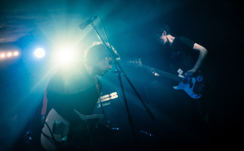 South London Photographer: Finding my orbit, gig photography and a brokentelevision