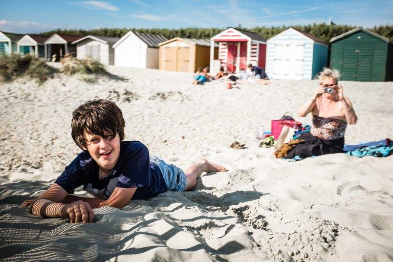 sand-