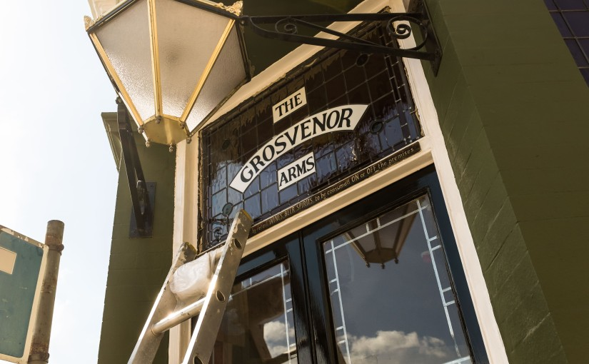 South London Photographer: Documenting changes at the GrosvenorArms