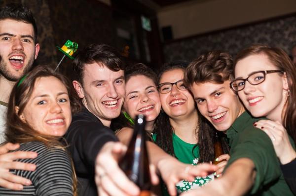 Grosvenor Arms Paddy's Night -3415-2