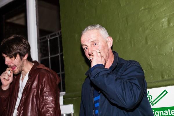 Grosvenor Arms Paddy's Night -3487-2
