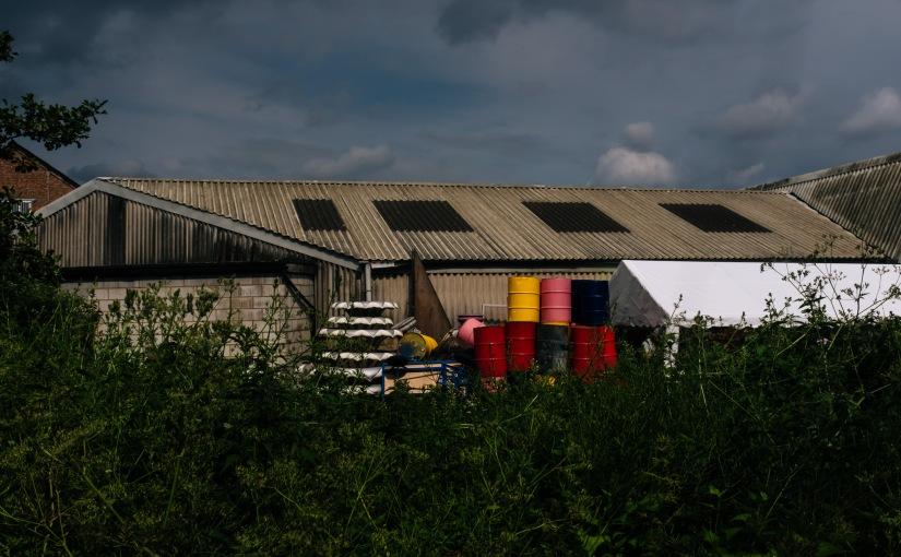 South London Photographer: The WandleTrail