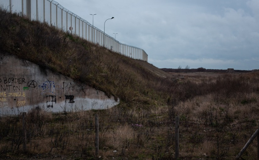South London Photographer: With Just Shelter in Dunkirk &Calais