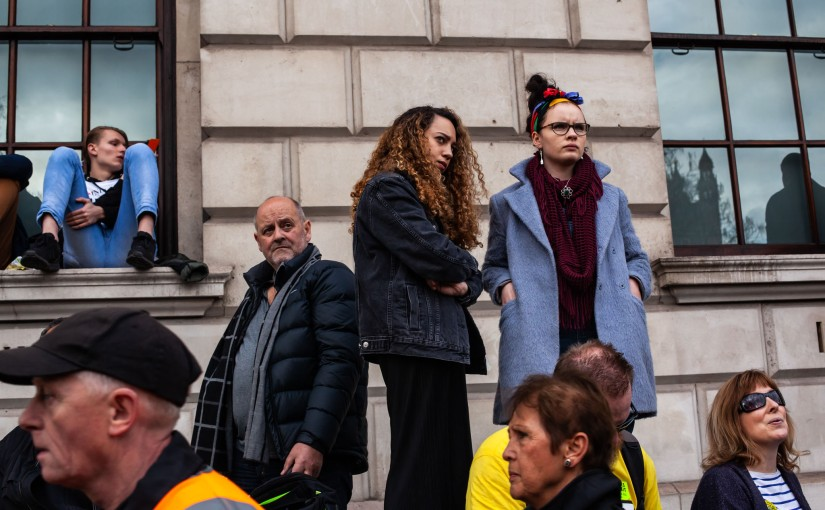 South London Photographer: Documenting today'sprotest