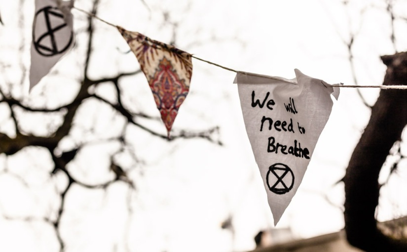 South London Photographer: Climate Protests inLondon