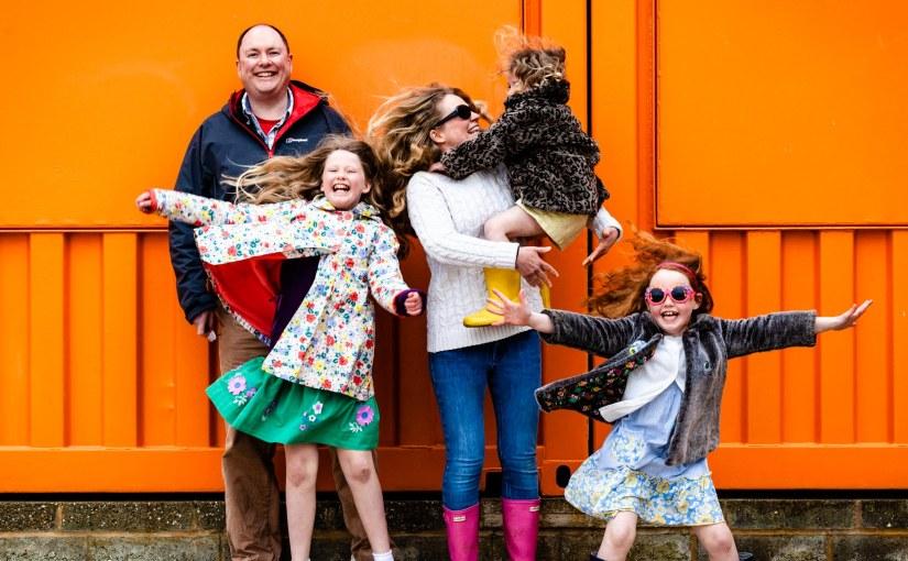 South London Photographer: Family Photoshoot inKent